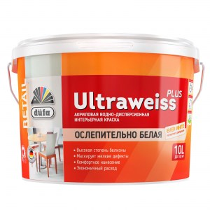 düfa Retail ULTRAWEISS PLUS